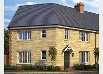 Thumbnail 3 bed semi-detached house for sale in Priory Manor, Merton Road, Ambrosden