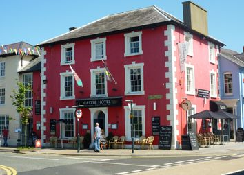Thumbnail Hotel/guest house for sale in Dyfed, Dyfed