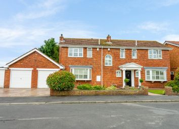 Thumbnail 5 bed detached house for sale in Hill View, Stockton Lane, York