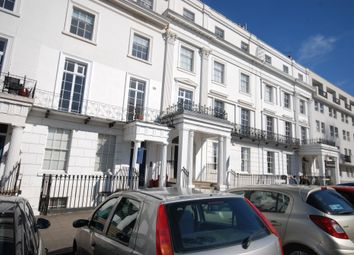 Thumbnail 3 bed flat to rent in Top Floor Flat, 31, Clarendon Square, Leamington Spa, Warwickshire