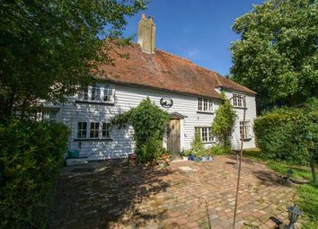 Thumbnail 4 bed detached house for sale in Woodmans Green Road, Whatlington, Battle, East Sussex