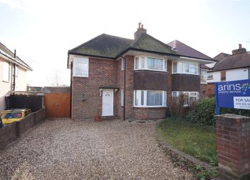 Thumbnail 3 bed semi-detached house for sale in Wokingham Road, Earley, Reading, Berkshire