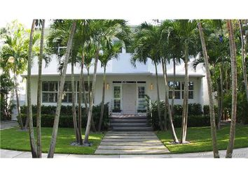 Thumbnail 3 bed property for sale in 580 Ne 58th St, Miami, Fl, 33137
