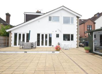 Thumbnail 4 bed detached house for sale in Hill Cross Avenue, Littleover, Derby