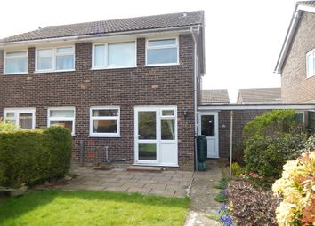 Thumbnail 2 bed semi-detached house for sale in Feneley Close, Deeping St. James, Peterborough
