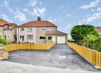 Thumbnail 3 bed semi-detached house for sale in Brown Edge Road, Buxton, Derbyshire