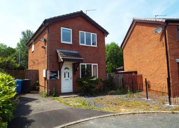Thumbnail 3 bedroom detached house for sale in Aldersey Close, Windmill Hill, Runcorn, Cheshire