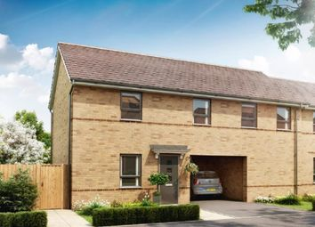 "Thumbnail 2 bedroom end terrace house for sale in ""Alverton"" at Southern Cross, Wixams, Bedford"