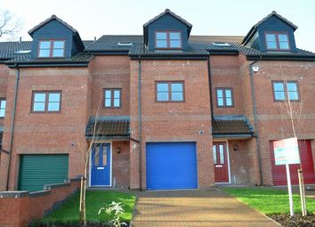 Thumbnail 4 bed town house for sale in Bakers Mews, Fore Street, Cullompton
