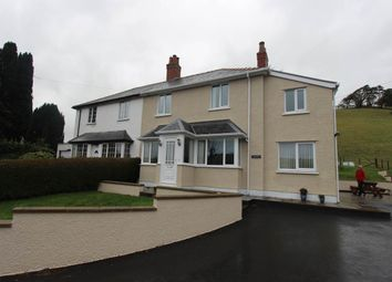 Thumbnail 3 bed property to rent in Bronllys, Capel Bangor, Aberystwyth