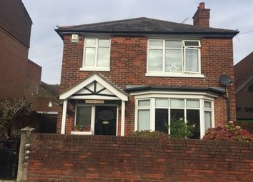 Thumbnail 3 bed detached house to rent in Mordaunt Road, Southampton