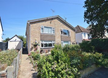 Thumbnail 2 bed maisonette for sale in Mayhew Court, Victoria Road, East Clacton