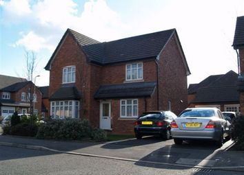 Thumbnail 4 bed detached house to rent in Weld Blundell Avenue, Lydiate, Liverpool
