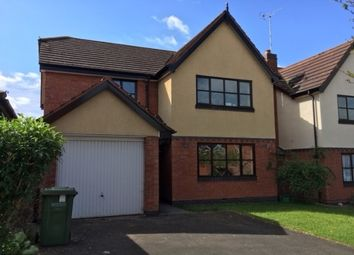 Thumbnail 4 bed property to rent in Fairwater Close, Evesham