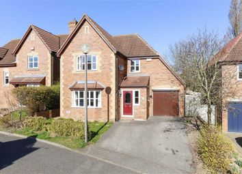 Thumbnail 4 bed detached house for sale in Blackwell Place, Shenley Brook End, Milton Keynes, Bucks