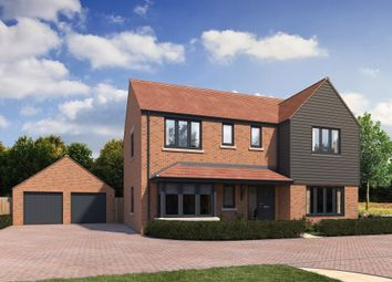 """Thumbnail 4 bedroom detached house for sale in """"Osmore"""" at Stonehill Road, Ottershaw, Chertsey"""