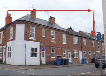 Thumbnail 4 bed detached house for sale in Flats 1 To 4 Chambers Street, Derby, Derbyshire