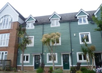 Thumbnail 3 bedroom town house to rent in The Lakes, Larkfield, Aylesford