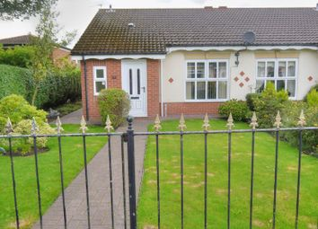 Thumbnail 2 bed semi-detached bungalow for sale in Oakapple Close, Bedlington