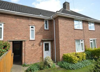 Thumbnail 4 bedroom terraced house for sale in Nasmith Road, Norwich