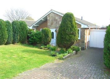 Thumbnail 3 bed detached bungalow for sale in Lambourn Drive, Allestree, Derby