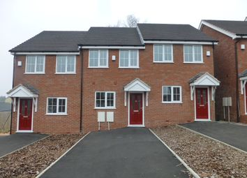 Thumbnail 2 bed semi-detached house to rent in Ellowes Road, Lower Gornal, Dudley