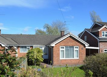 Thumbnail 3 bed semi-detached bungalow for sale in Darren Road, Five Acres, Coleford