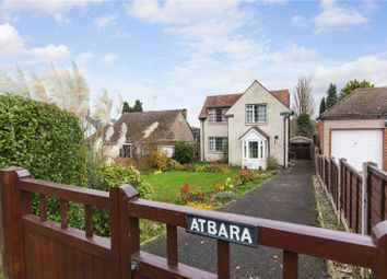 Thumbnail 3 bed detached house for sale in Gravesend Road, Higham, Rochester