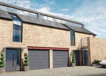 Thumbnail 2 bed town house for sale in North Road, Hertford