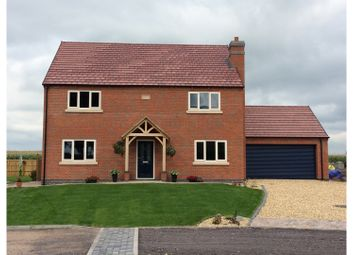Thumbnail 4 bed detached house for sale in 5 The Meadows, Ash Parva Village, Near Whitchurch