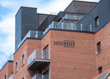 Thumbnail 2 bed flat for sale in Brickworks, Trade Street, Cardiff