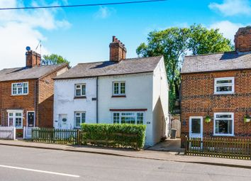 Thumbnail 2 bedroom semi-detached house for sale in Ware Road, Hertford