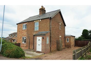 Thumbnail 2 bedroom semi-detached house for sale in Herne Road, Ramsey St Mary's, Huntingdon