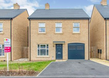Thumbnail 4 bed detached house for sale in Malton Way, Adwick-Le-Street, Doncaster