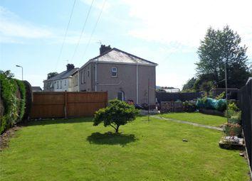Thumbnail 3 bed semi-detached house for sale in Heol Fain, Sarn, Bridgend, Mid Glamorgan
