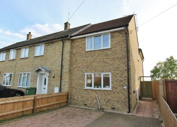 Thumbnail 3 bedroom end terrace house for sale in King Street, Rampton, Cambridge