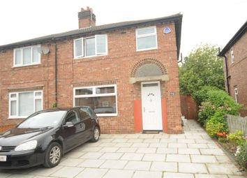 Thumbnail 3 bed semi-detached house for sale in Henshall Avenue, Latchford, Warrington