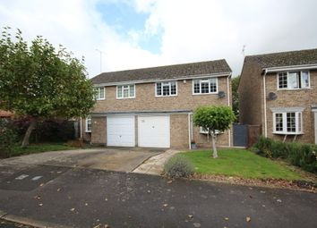Thumbnail 3 bed semi-detached house for sale in Laburnum Way, Yeovil, Somerset