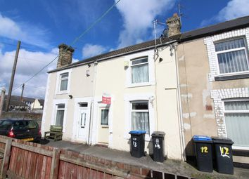 Thumbnail 2 bedroom terraced house for sale in Croft Street, Crook