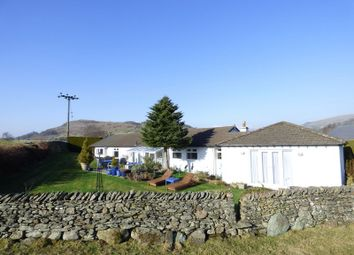 Thumbnail 4 bed detached bungalow for sale in Seedfield, Staveley, Kendal