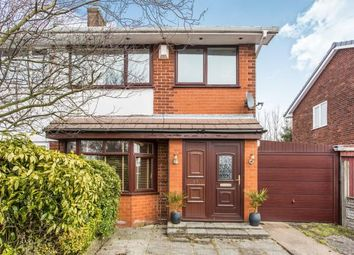 Thumbnail 3 bed semi-detached house for sale in Rayden Crescent, Westhoughton, Bolton, Greater Manchester