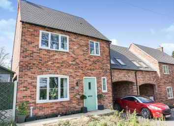 Thumbnail 3 bed link-detached house for sale in Canal Street, Swadlincote