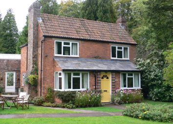 Thumbnail 2 bed cottage to rent in Brobury House, Bredwardine, Herefordshire