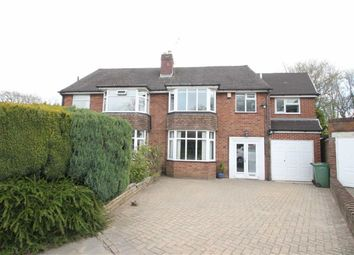 Thumbnail 4 bed semi-detached house for sale in Kemelstowe Crescent, Hayley Green