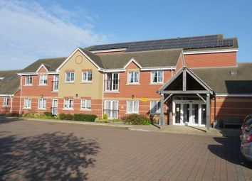 Thumbnail 2 bed flat for sale in Watermead Court, Birstall, Leicester