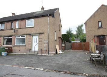 Thumbnail 2 bed semi-detached house for sale in Main Street, Coalsnaughton, Tillicoultry