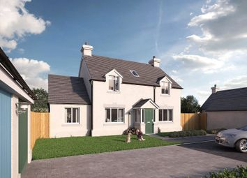 Thumbnail 4 bedroom semi-detached house for sale in Plot No 16, Triplestone Close, Herbrandston, Milford Haven
