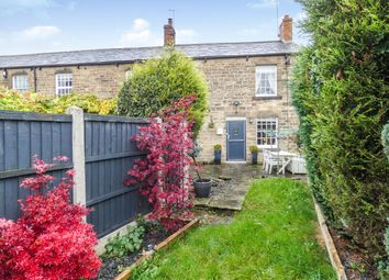 Thumbnail 2 bed cottage for sale in Church Street North, Old Whittington, Chesterfield