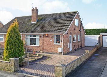 Thumbnail 3 bed semi-detached bungalow for sale in Abelton Grove, Haxby, York