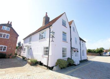 Thumbnail 2 bed terraced house for sale in Lower Quay, Fareham